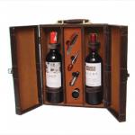 Yếu tố nào quyết định tới chất lượng của hộp rượu da?