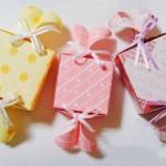Cách làm hộp quà Sweet candy siêu  đáng yêu