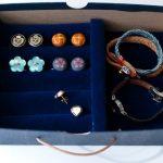Học nhanh cách làm hộp đựng đồ trang sức bằng vải siêu đẹp