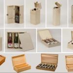 Hộp gỗ đựng rượu – Món quà độc đáo và đẳng cấp