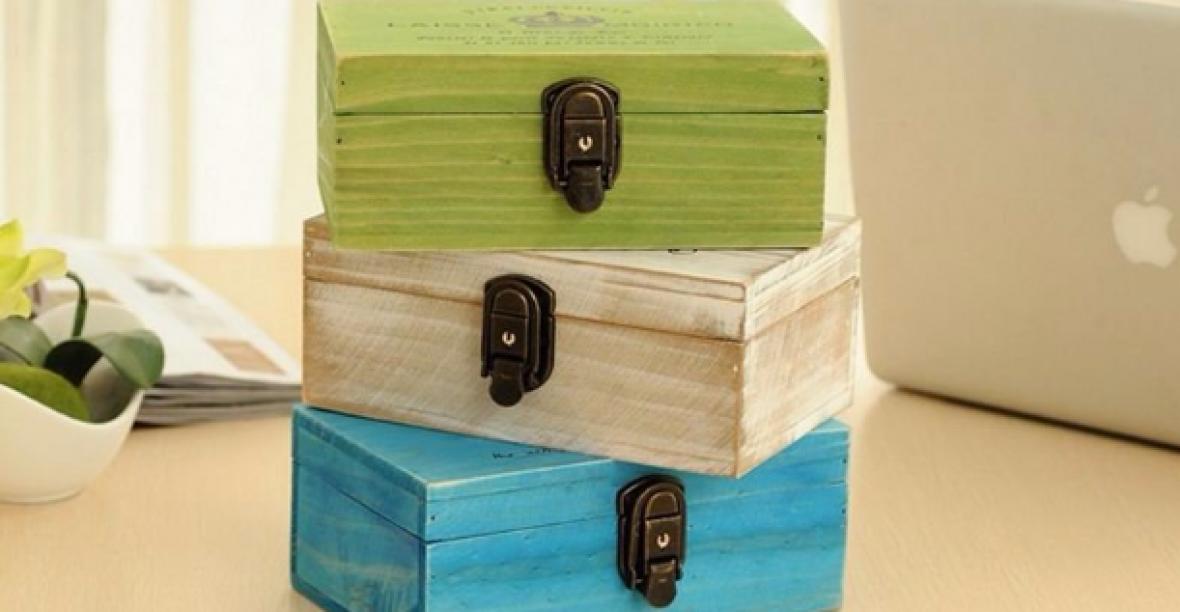 Tính năng vượt trội của hộp gỗ có khóa