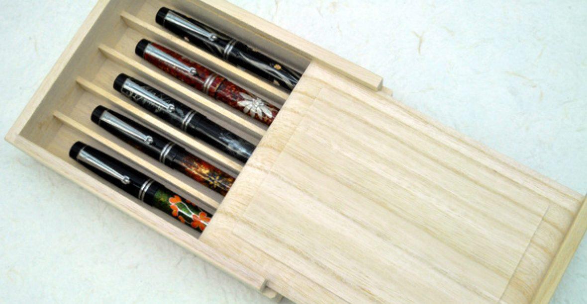 Hộp đựng bút bằng gỗ – sự lựa chọn hoàn hảo dành cho bạn