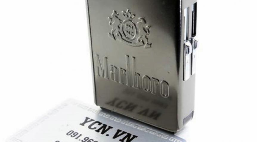 Ý nghĩa của hộp đựng thuốc lá cao cấp