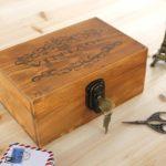 Tại sao nên sử dụng hộp gỗ có khóa?
