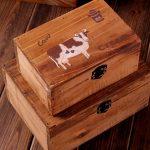 Hộp gỗ quà tặng gia tăng giá trị món quà
