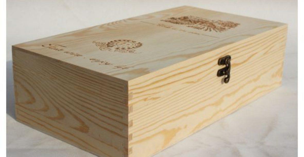 Những căn cứ đơn giản để nhận biết hộp gỗ thông cao cấp