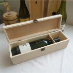 Với hộp rượu gỗ nghệ thuật thưởng thức rượu được nâng cao