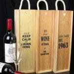 Tại sao nên sử dụng hộp đựng rượu bằng gỗ