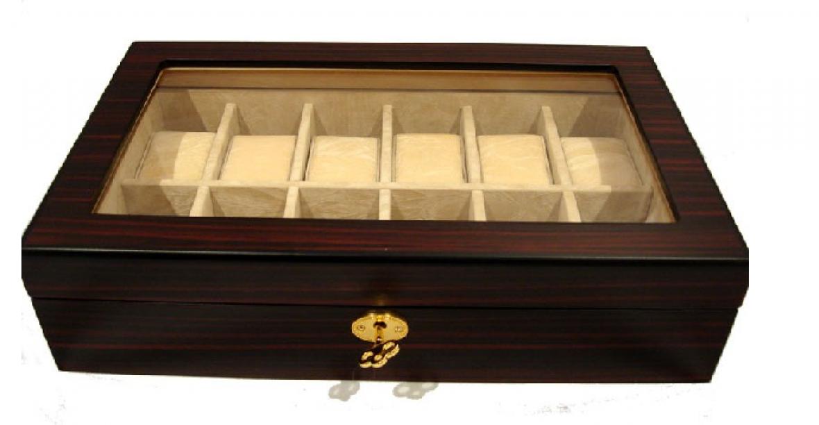 Những tiêu chí làm nên một chiếc hộp gỗ đựng đồng hồ đeo tay đẳng cấp
