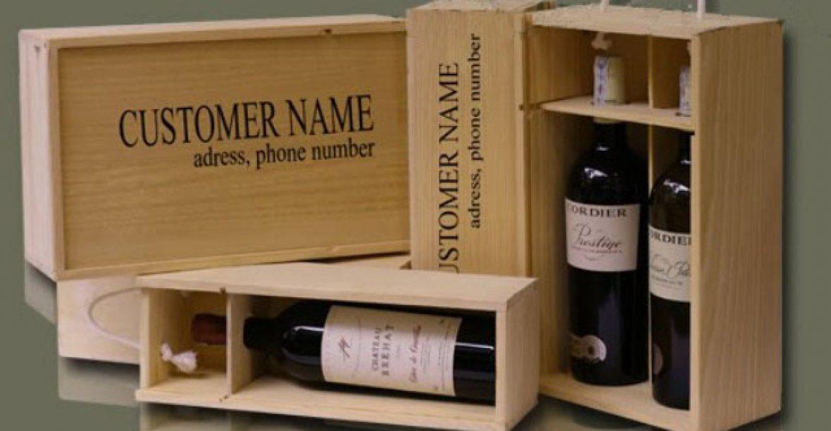 Sản xuất hộp gỗ dựng rượu với quy trình như thế nào?