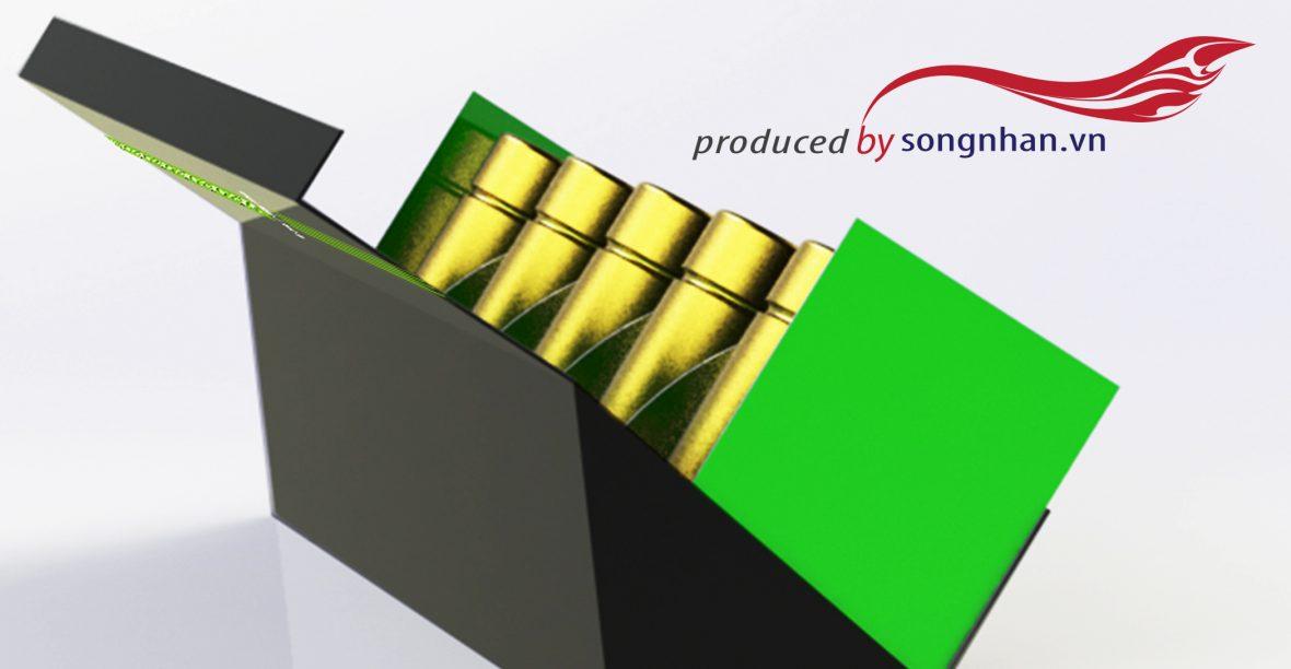 Dịch vụ làm hộp cao cấp giá rẻ, chất lượng tốt tại Song Nhân