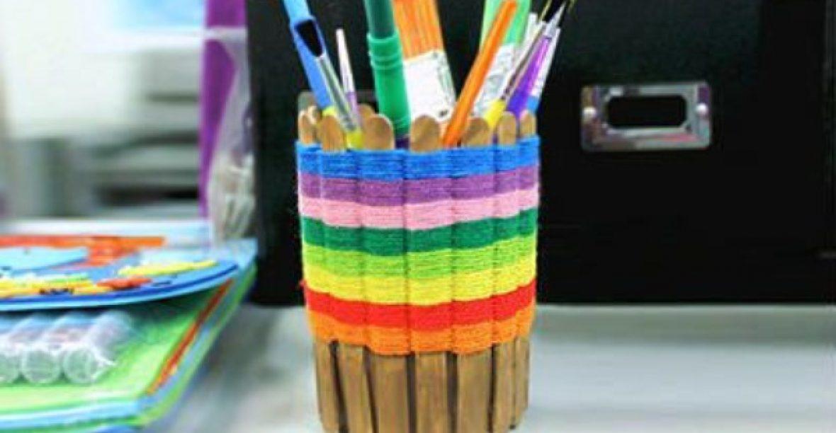 Hộp cắm bút cao cấp – món quà đầu năm học ý nghĩa bố mẹ dành tặng cho con cái