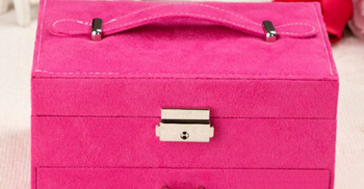 Hộp nhung đựng trang sức- hộp quà tặng ý nghĩa dành cho chị em phụ nữ