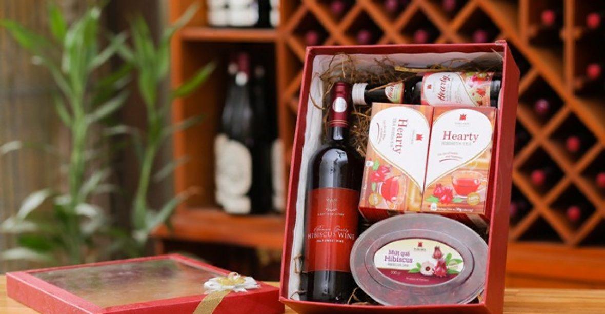 Hộp quà tặng- nét đẹp truyền thống tốt đẹp của người Việt