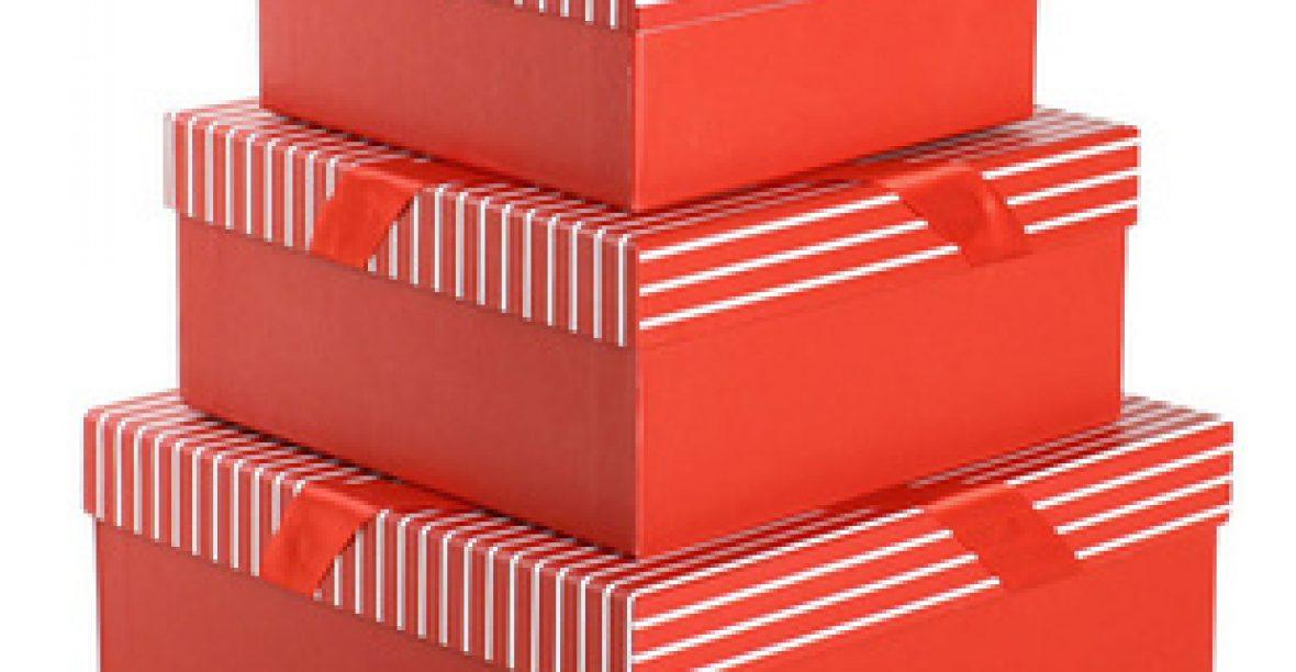 Chọn mua hộp quà tặng đẹp mắt và những lưu ý những vấn đề gì?