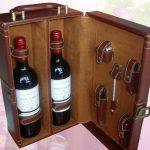 Những yếu tố tạo nên giá trị nổi bật của hộp rượu bằng da