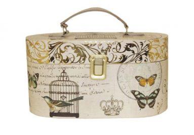 Điểm tên 5 mẫu hộp đựng đồ trang sức xinh xắn cho phái đẹp